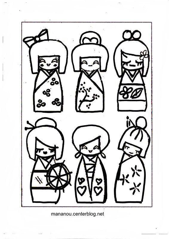 Activitee nouvel an chinois page 2 - Coloriage de chine ...