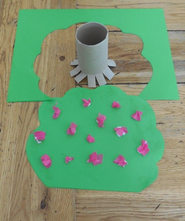 Assistante maternelle st ambroix mananou page 35 - Arbre rouleau papier toilette ...