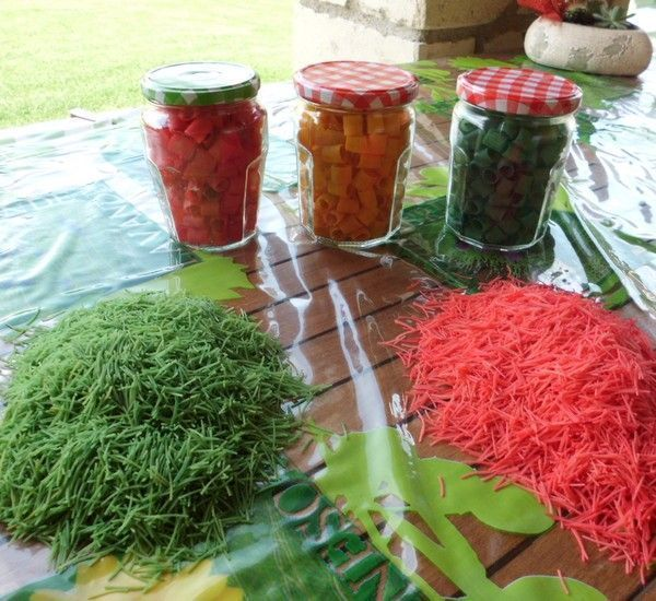les ptes alimentaires colores - Pate Colorant Alimentaire