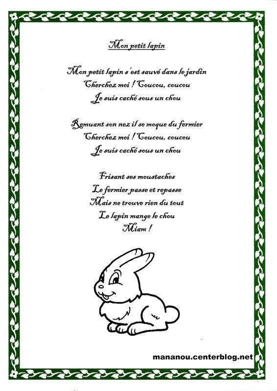 Chanson Du Grand Cerf Colorier Les Enfants Marnfozine Com