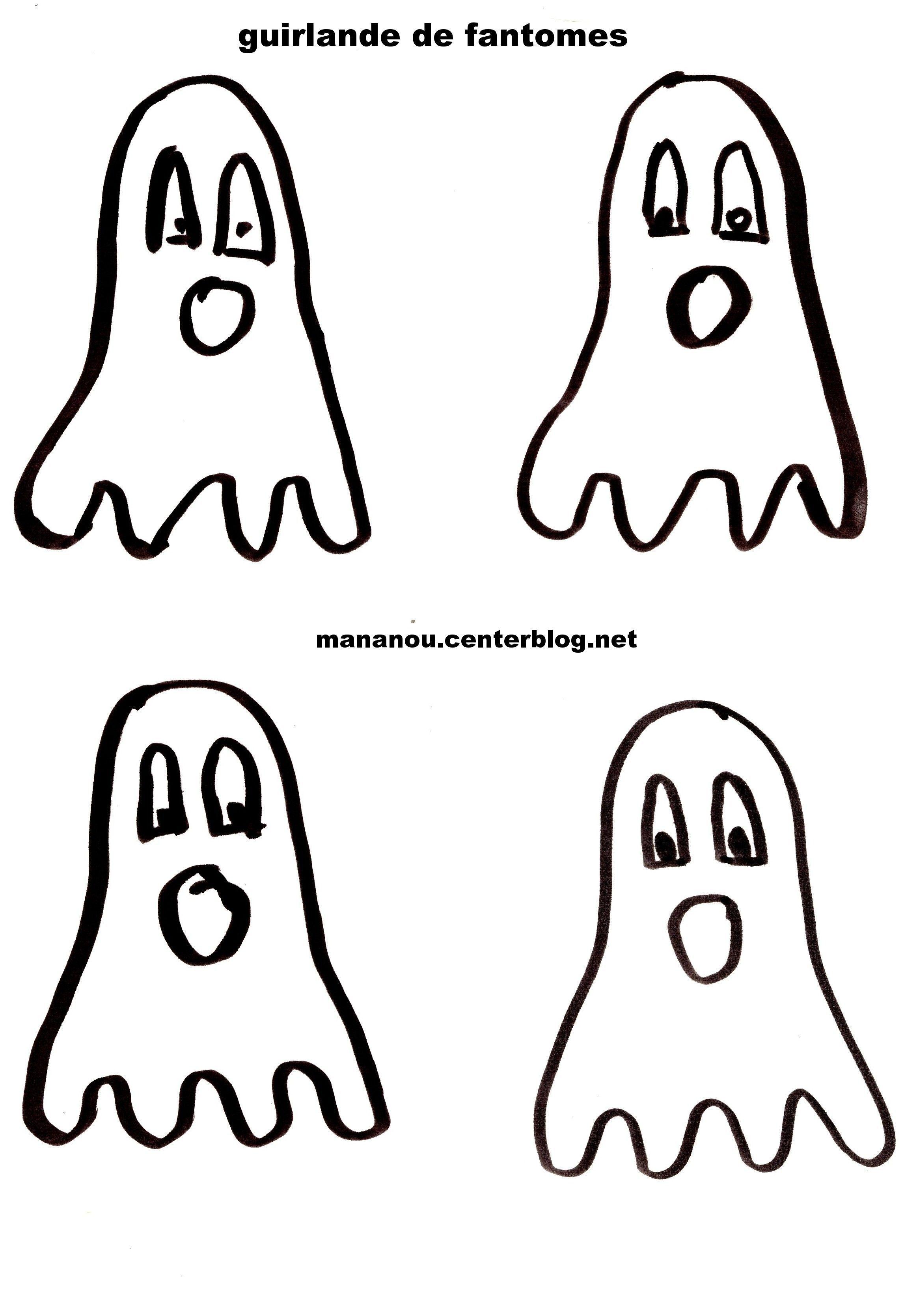 Gabarit guirlande halloween - Guirlande halloween a imprimer ...